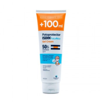 fotoprotector isdin pediatrics gel crema 250ml