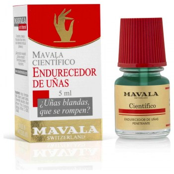 mavala endurecedor unas 5 ml