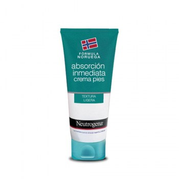 neutrogena pies crema absorcion inmediata 100 ml