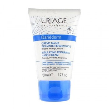 uriage bariederm 50 ml crema de manos